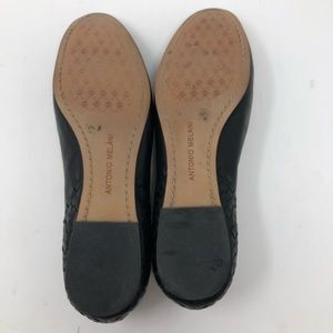 ANTONIO MELANI Shoes - Antonio Melani Size 8 Black Ballet Flat Shoes